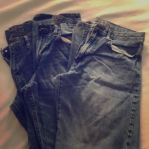 Men's American Eagle Jeans Lot